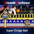Super Dodge Ball PlayStation 4 Front Cover