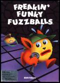 Freakin' Funky Fuzzballs DOS Front Cover