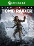 Rise of the Tomb Raider Xbox One Front Cover