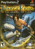Prince of Persia: The Sands of Time PlayStation 2 Front Cover