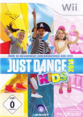 Just Dance: Kids 2014 Wii Front Cover