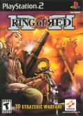 Ring of Red PlayStation 2 Front Cover
