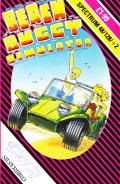 Beach Buggy Simulator ZX Spectrum Front Cover