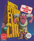 Monty Python's Flying Circus Atari ST Front Cover
