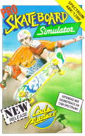 Pro Skateboard Simulator ZX Spectrum Front Cover