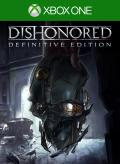 Dishonored: Definitive Edition Xbox One Front Cover 1st version