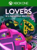 Lovers in a Dangerous Spacetime Xbox One Front Cover 1st version