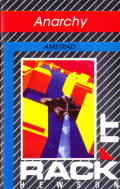 Anarchy Amstrad CPC Front Cover