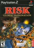 RISK: Global Domination PlayStation 2 Front Cover