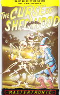 The Curse of Sherwood ZX Spectrum Front Cover