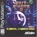 Bust-A-Move Again PlayStation Front Cover