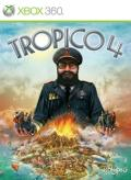 Tropico 4: Quick-dry Cement Xbox 360 Front Cover