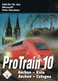 ProTrain 10: Aachen - Cologne Windows Front Cover