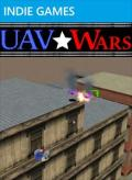 UAV Wars Xbox 360 Front Cover