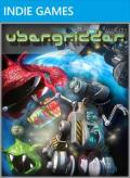 Ubergridder Xbox 360 Front Cover