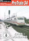 ProTrain 34: Fulda - Würzburg Windows Front Cover