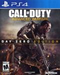 Call of Duty: Advanced Warfare (Day Zero Edition) PlayStation 4 Front Cover
