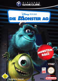 Disney•Pixar Monsters, Inc.: Scream Arena GameCube Front Cover