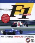 F1 Racing Simulation Windows Front Cover