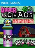 Udder Chaos Xbox 360 Front Cover