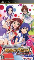 The iDOLM@STER: Shiny Festa - Harmonic Score PSP Front Cover