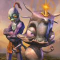 Oddworld: Munch's Oddysee iPad Front Cover