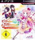 Atelier Meruru: The Apprentice of Arland  PlayStation 3 Front Cover