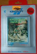 Emerald Mine 3 Professional Amiga Front Cover
