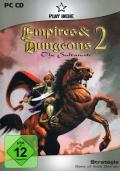 Empires & Dungeons 2: The Sultanate Windows Front Cover