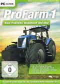 ProFarm 1: New machinery, 3D Objects and Map Windows Front Cover
