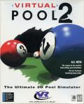 Virtual Pool 2 Windows Front Cover