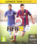 FIFA 15 (Ultimate Team Edition) Xbox One Front Cover