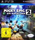 Disney Epic Mickey 2: The Power of Two PlayStation 3 Front Cover