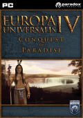 Europa Universalis IV: Conquest of Paradise Linux Front Cover