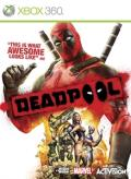 Deadpool Xbox 360 Front Cover