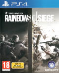 Tom Clancy's Rainbow Six: Siege (Art of Siege Edition) PlayStation 4 Front Cover