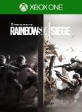 Tom Clancy's Rainbow Six: Siege Xbox One Front Cover