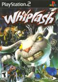Whiplash PlayStation 2 Front Cover
