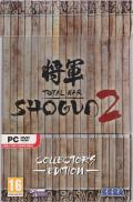 Total War: Shogun 2 (Collector's Edition) Windows Front Cover W/ Banderole