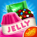 Candy Crush Jelly Saga iPad Front Cover