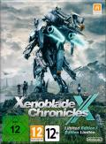 Xenoblade Chronicles X (Limited Edition) Wii U Front Cover