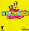 Ms. Pac-Man: Quest for the Golden Maze Windows Front Cover