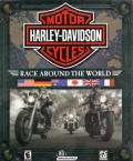 Harley-Davidson: Race Around the World Windows Front Cover