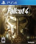 Fallout 4 PlayStation 4 Front Cover