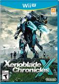 Xenoblade Chronicles X Wii U Front Cover