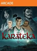 Karateka Xbox 360 Front Cover