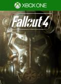 Fallout 4 Xbox One Front Cover 1st version