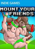 Mount Your Friends Xbox 360 Front Cover