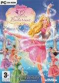 Barbie in The 12 Dancing Princesses Windows Front Cover