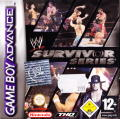 WWE Survivor Series Game Boy Advance Front Cover
